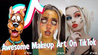 Awesome Makeup Art I Found On TikTok