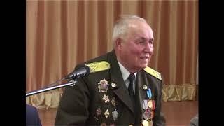 Ветеран ВОВ Даценко Павел Васильевич.