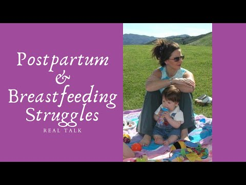 How My Find it difficult to Breastfeed Brought to Postpartum Anxiety