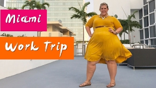 Travel Vlog: 2 Day Miami Work Trip