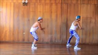 "GRUPO ZUMBA Z-2     ""JOEY MONTANA FT JUAN MAGAN - LOVE & PARTY"""