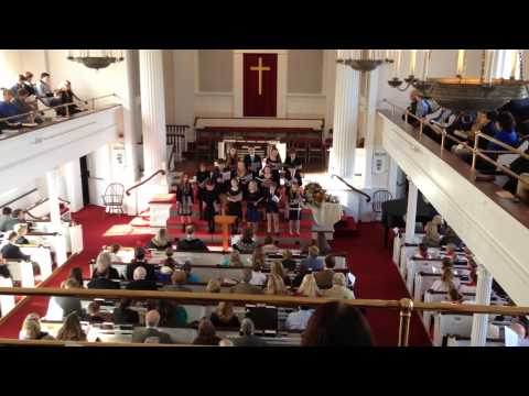 Congregational Church of New Canaan Middle School Singers