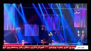 Algerian Music Award 2015 - Sarah Ayoub Live - AHWAK - VIDEO