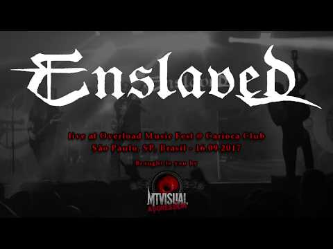ENSLAVED - Live at Overload Music Fest...