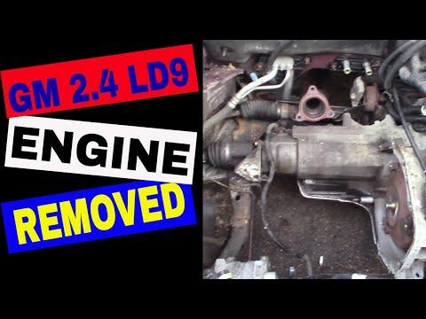 [DIAGRAM_3ER]  GM 2.4 Quad 4 LD9 Twin Cam Engine Rebuild - Removing the Engine - 1999  Grand Am - YouTube | Chevy 2 4 Liter Twin Cam Engine Diagram |  | YouTube