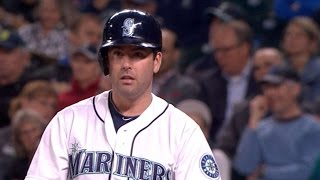 9/14/15: Mariners' bats back Walker's strong start