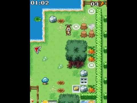 Морковный Бобби игра на мобильный - обзор MobyTown.Ru