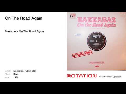 Barrabas - On The Road Again