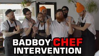 Badboy Chef Image Intervention