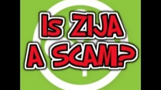 Zija Scam Rumors? Be Careful Who You Listen To