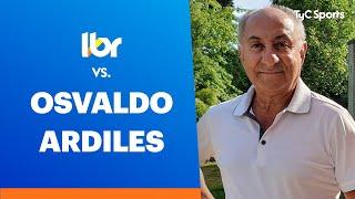 Líbero VS Osvaldo Ardiles |