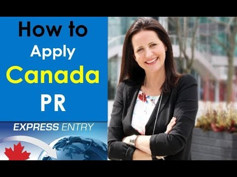 How to Create Express Entry Profile for Canada Immigration 2018