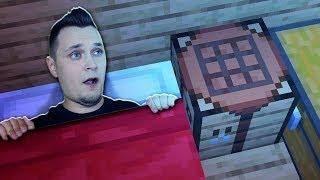 Pierwsza Noc w Nowym Świecie - Minecraft Survival #1