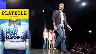 Dear Evan Hansen - Ben Platt -  Two Curtain Calls 5/5/17 and 6/21/17