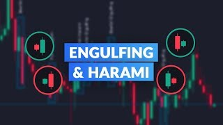 Simple Candlestick Reversal Patterns | Engulfing and Harami