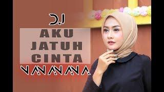 Gambar cover DJ AKU JATUH CINTA NANANANA || LAGU TIK TOK TERBARU || ENAKNYA GAK ADA OBAT