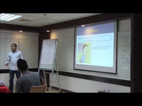 Filipino English Proficiency Trainer in the Philippines Part III