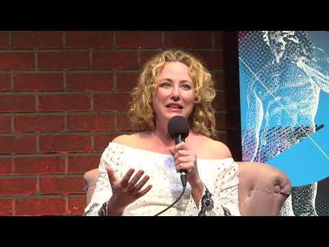 In Conversation with Virginia Madsen   2018 Sarasota Film Festival