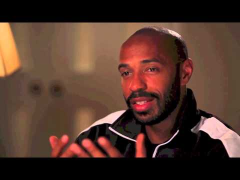 Thierry Henry Full Exclusive Puma Interview 2012 HD