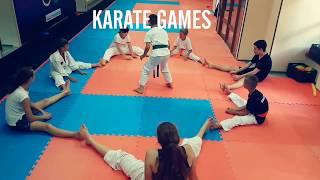 Игры в каратэ/karate games. KARATE CLUB