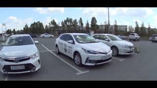 Тест-драйв Toyota Corolla 2016