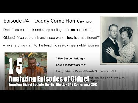 15 Analyzing Episodes of Gidget from How Gidget Got Into the Girl Ghetto with Dr. Rosanne Welch
