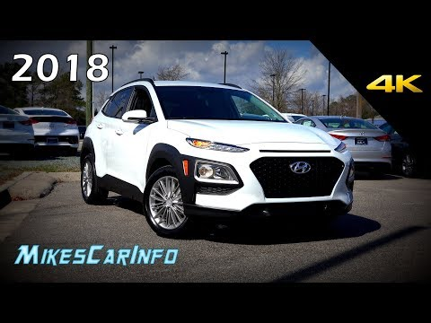 2018 Hyundai Kona SEL - Ultimate In-Depth Look in 4K