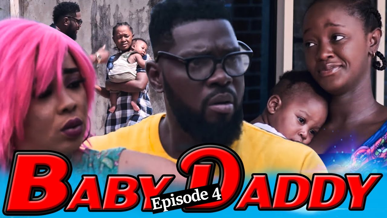 Download BABY DADDY EPISODE 4/NEW HIT MOVIE/2020 LATEST CLASSIC NOLLYWOOD MOVIE/JERRY WILLIAM,LUCHY DONALD