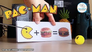 Pacman in real life 11