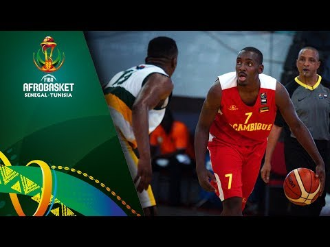 South Africa v Mozambique - Full Game - FIBA AfroBasket 2017