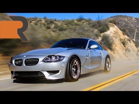 """Атмосферная BMW Z4 M на S54 - лучшая из """"Эмок""""? [BMIRussian]"""