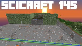 SciCraft 145: Quarry Launch