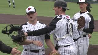 HIGHLIGHTS | SEMO Baseball sweeps series with Western Michigan - Feb. 17, 2019