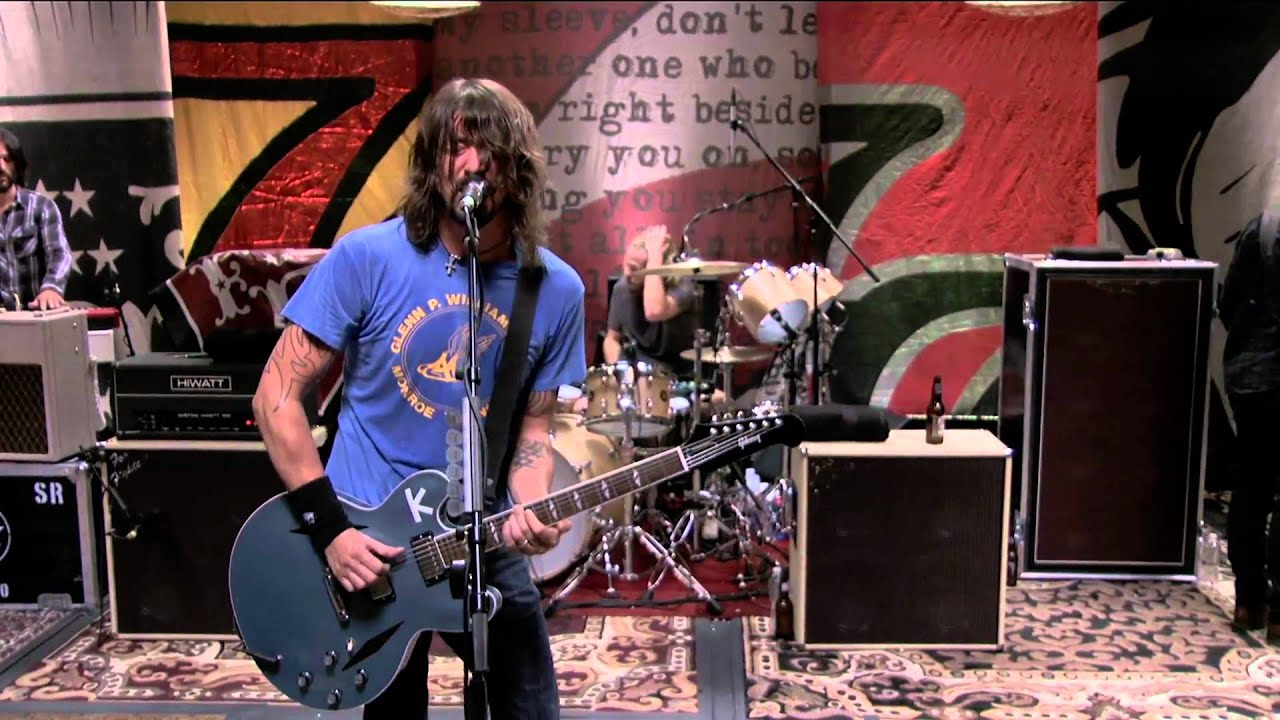 Foo Fighters Wasting Light Live From 606
