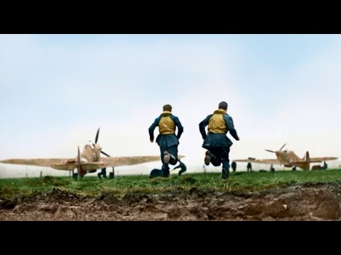 The Royal Air Force in colour:  1939-1945