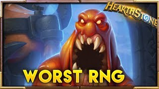 Worst RNG Moments ep.11 | Hearthstone