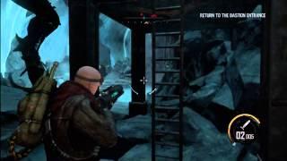 Red Faction Armageddon HD Path To War DLC Walkthrough Casual 02 Open Warfare , Ending and Credits