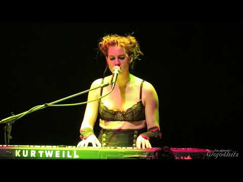 15/20 Dresden Dolls - Bank of Boston Beauty Queen @ 9:30 Club, Washington, DC 10/31/17