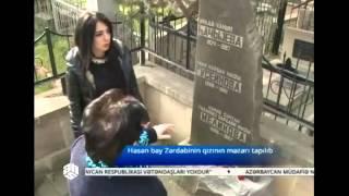 Həsən bəy Zərdabinin qızının məzarı tapıldı