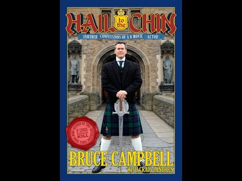 The Legendary Bruce Campbell Talks About His Badassedness