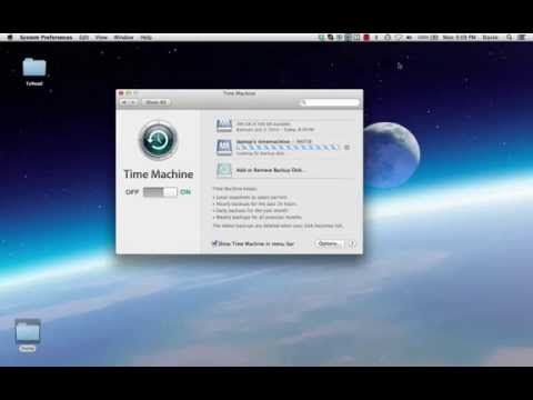 Using NETGEAR ReadyNAS, backup your Apple Mac to a private