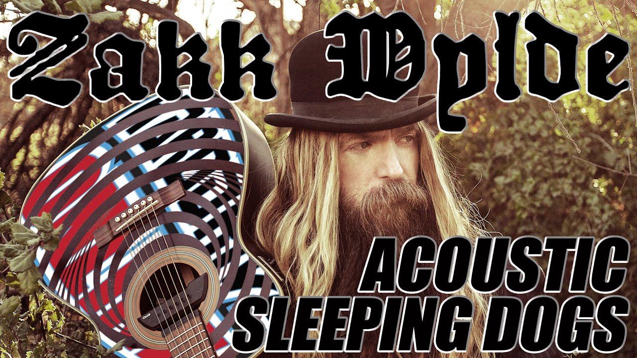 Zakk Wylde Sleeping Dogs Lyrics
