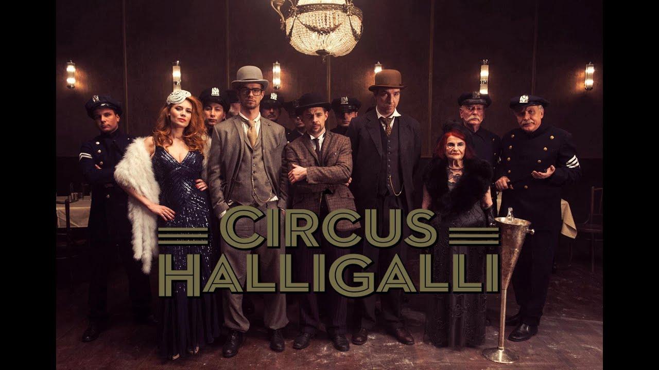 zirkus halligalli