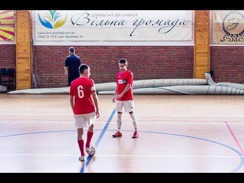 Обзор матча #itliga RIA.com - Spilna Sprava United (15 сезон, осень 2017 года)