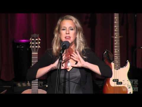 Lauren Weedman on Live Wire Radio