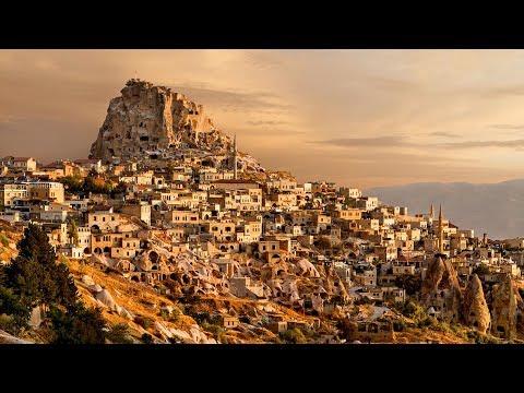La Cappadocia. Documentario.