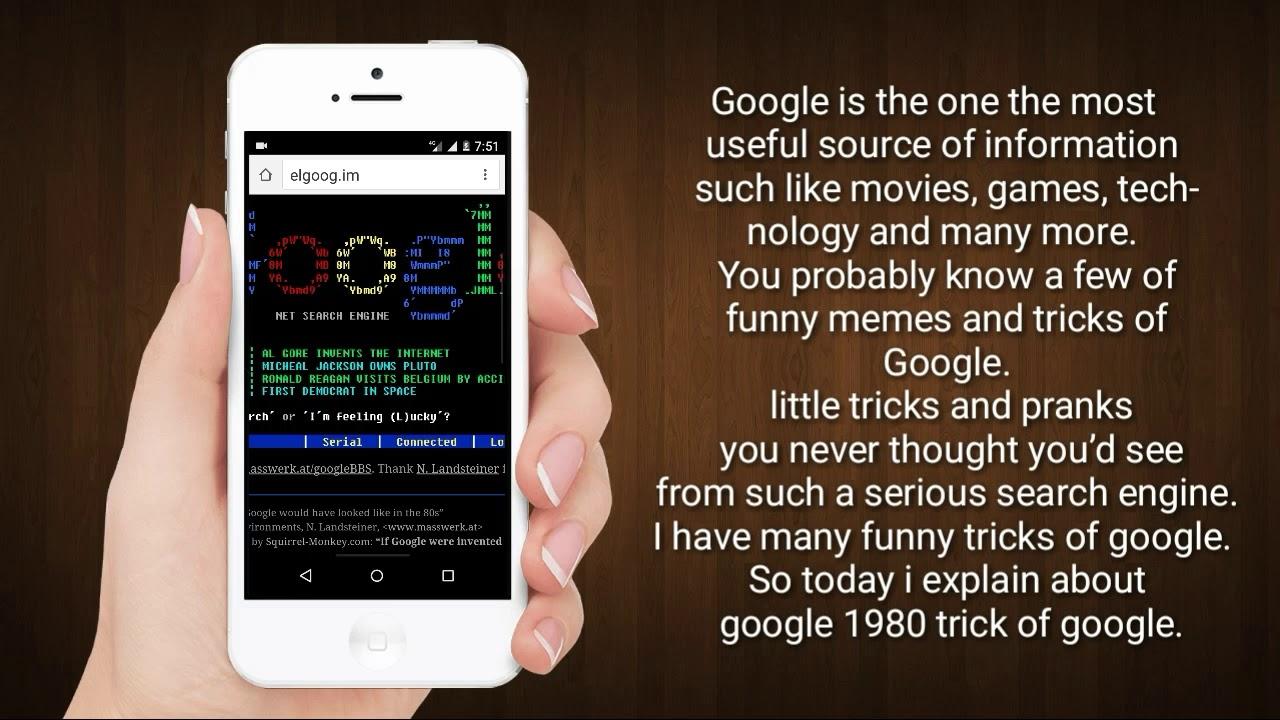 3 minute tech google in 1980 must watch youtube