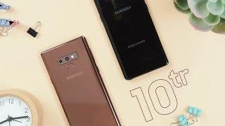 Galaxy Note 9 giá 10 triệu hàng likenew vô đối chưa