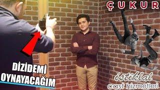 ÇUKUR DİZİSİNDE'Mİ OYNAYACAĞIM (DİZİ AJANSI-2018)