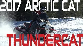 STV 2017 Arctic Cat Thundercat